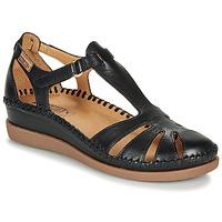 Čevlji  Ženske Balerinke Pikolinos CADAQUES W8K Črna