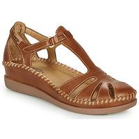 Čevlji  Ženske Balerinke Pikolinos CADAQUES W8K Kamel