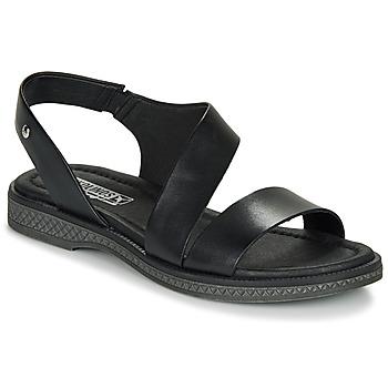 Čevlji  Ženske Sandali & Odprti čevlji Pikolinos MORAIRA W4E Črna