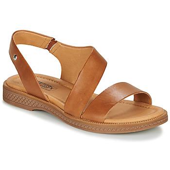 Čevlji  Ženske Sandali & Odprti čevlji Pikolinos MORAIRA W4E Kamel