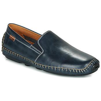 Čevlji  Moški Mokasini Pikolinos JEREZ 09Z Modra