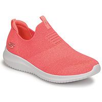 Čevlji  Ženske Fitnes / Trening Skechers ULTRA FLEX Rožnata