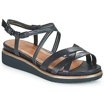 Čevlji  Ženske Sandali & Odprti čevlji Tamaris EDA Modra