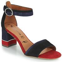 Čevlji  Ženske Sandali & Odprti čevlji Tamaris DALINA Rdeča