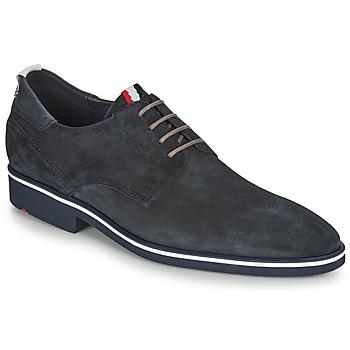Čevlji  Moški Čevlji Derby Lloyd JERSEY Modra