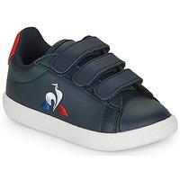 Čevlji  Otroci Nizke superge Le Coq Sportif COURTSET INF Rdeča