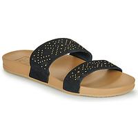 Čevlji  Ženske Japonke Reef CUSHION BOUNCE VISTA Črna