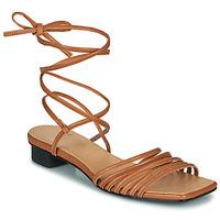 Čevlji  Ženske Sandali & Odprti čevlji Vagabond Shoemakers ANNI Kamel