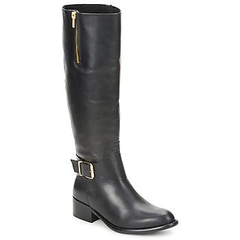 Čevlji  Ženske Mestni škornji    Betty London NIDIL Črna