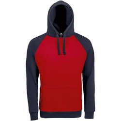 Oblačila Moški Puloverji Sols SEATTLE KANGAROO MEN Rojo