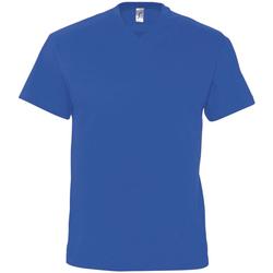 Oblačila Moški Majice s kratkimi rokavi Sols VICTORY COLORS Azul