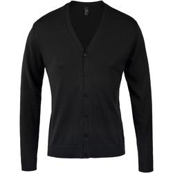 Oblačila Moški Telovniki & Jope Sols GOLDEN ELEGANT MEN Negro