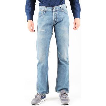 Oblačila Moški Jeans straight Wrangler Dayton W179EB497 blue