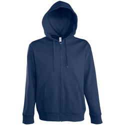 Oblačila Moški Športne jope in jakne Sols SEVEN KANGAROO MEN Azul