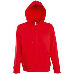 Oblačila Moški Športne jope in jakne Sols SEVEN KANGAROO MEN Rojo