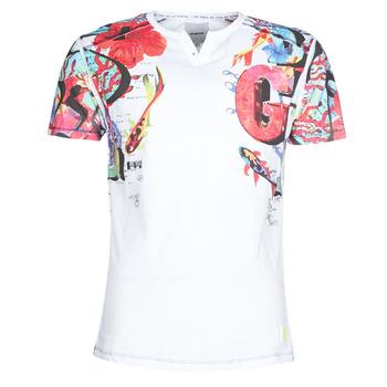 Oblačila Moški Majice s kratkimi rokavi Desigual LIAN Večbarvna