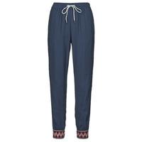 Oblačila Ženske Lahkotne hlače & Harem hlače Desigual ISABELLA Modra