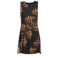 Oblačila Ženske Kratke obleke Desigual PAPILLON Večbarvna