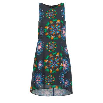 Oblačila Ženske Kratke obleke Desigual CLAIR Večbarvna