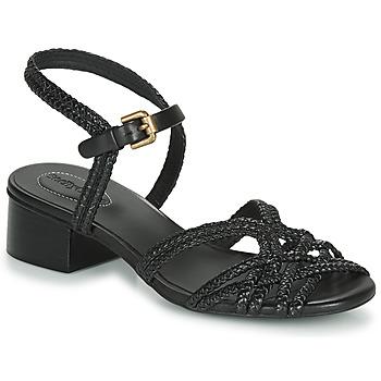Čevlji  Ženske Sandali & Odprti čevlji See by Chloé SB34161A Črna