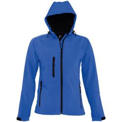 Oblačila Ženske Jakne Sols REPLAY WOMEN STYLE Azul