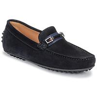 Čevlji  Moški Mokasini Brett & Sons FARICE Modra