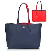 Torbice Ženske Nakupovalne torbe Lacoste ANNA Rdeča