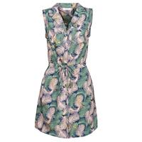 Oblačila Ženske Kratke obleke Deeluxe NESSI Večbarvna