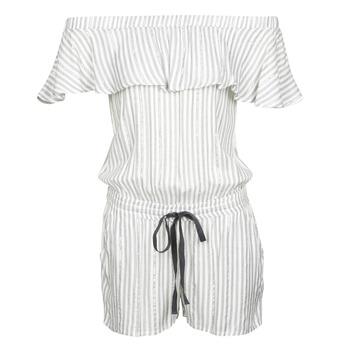 Oblačila Ženske Kombinezoni Deeluxe FAYME Bela / Modra