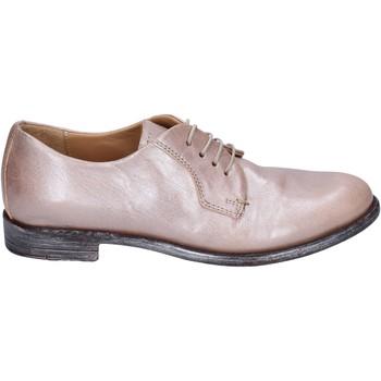 Čevlji  Ženske Čevlji Derby Moma BR949 Bež