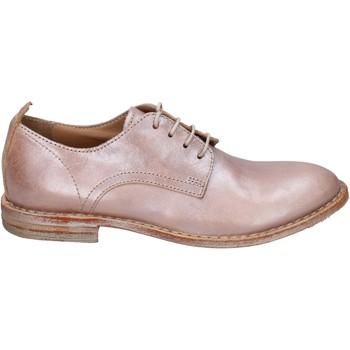 Čevlji  Ženske Čevlji Derby Moma BR951 Bež