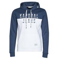 Oblačila Moški Puloverji Kaporal TOSCA Bela / Modra