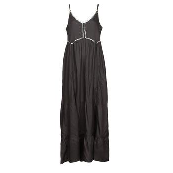 Oblačila Ženske Dolge obleke Kaporal ANGEL Črna