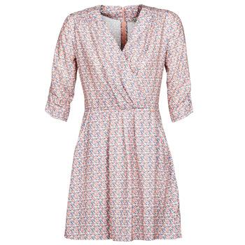 Oblačila Ženske Kratke obleke Kaporal BABE Rožnata