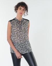 Oblačila Ženske Topi & Bluze Ikks BQ11015-57 Večbarvna