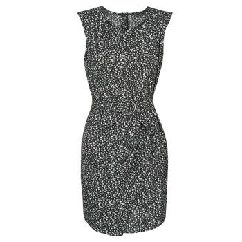 Oblačila Ženske Kratke obleke Ikks BQ30045-03 Črna