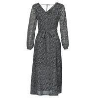 Oblačila Ženske Dolge obleke Ikks BQ30085-03 Črna