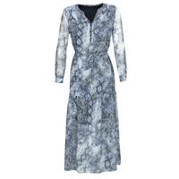 Oblačila Ženske Dolge obleke Ikks BQ30285-45 Modra