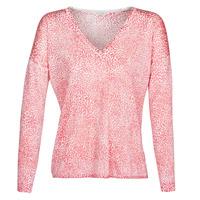 Oblačila Ženske Puloverji Ikks BQ18115-36 Rožnata