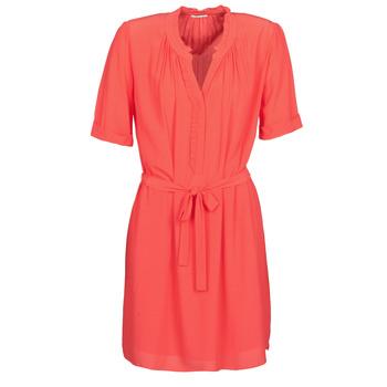 Oblačila Ženske Kratke obleke Ikks BQ30335-36 Oranžna