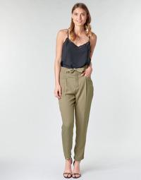 Oblačila Ženske Lahkotne hlače & Harem hlače One Step PIRAM Kaki