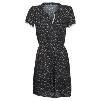 Oblačila Ženske Kratke obleke One Step ROSA Črna
