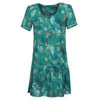 Oblačila Ženske Kratke obleke One Step RENATO Zelena