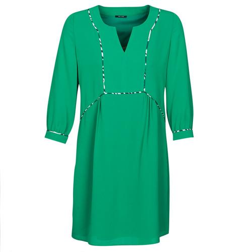 Oblačila Ženske Kratke obleke One Step RUFINO Zelena