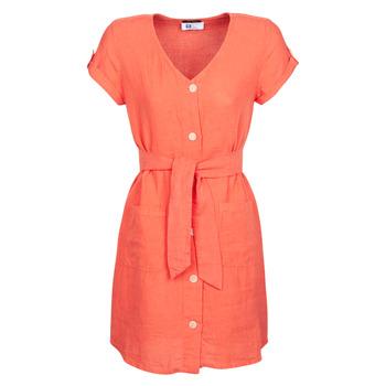Oblačila Ženske Kratke obleke One Step RONIN Oranžna