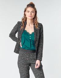 Oblačila Ženske Jakne & Blazerji One Step NELLY Črna