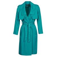 Oblačila Ženske Trenči One Step DAWY Modra