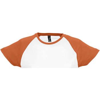 Oblačila Ženske Majice s kratkimi rokavi Sols MILKY BICOLOR SPORT Multicolor