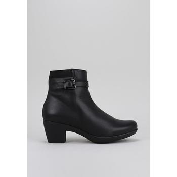 Čevlji  Ženske Gležnjarji Amanda  Črna