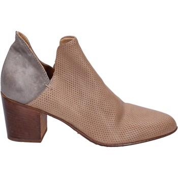 Čevlji  Ženske Nizki škornji Moma BR979 Siva